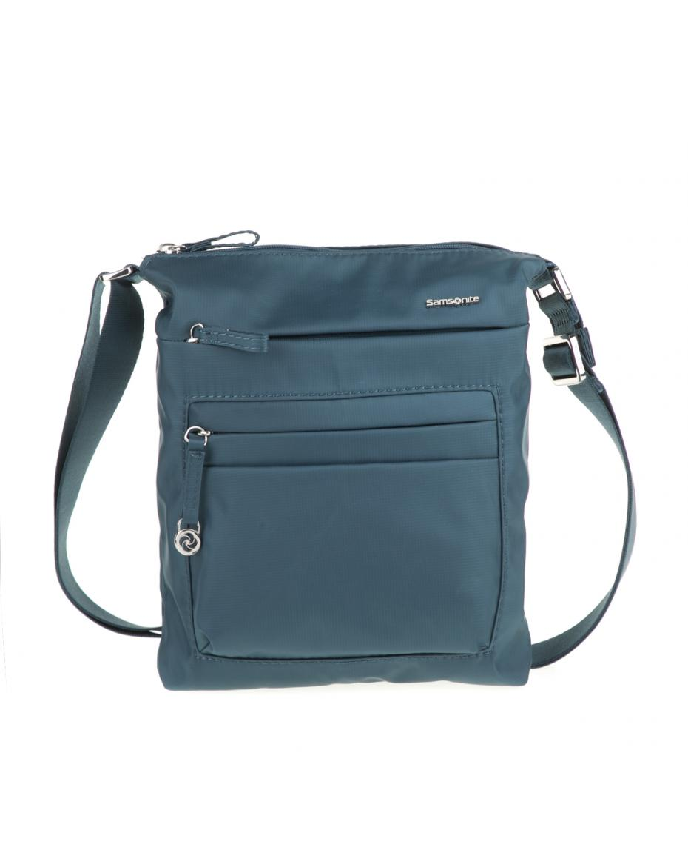 2e981b7d87 SAMSONITE - Γυναικεία μίνι τσάντα χιαστί MOVE 2.0 SAMSONITE μπλε ...