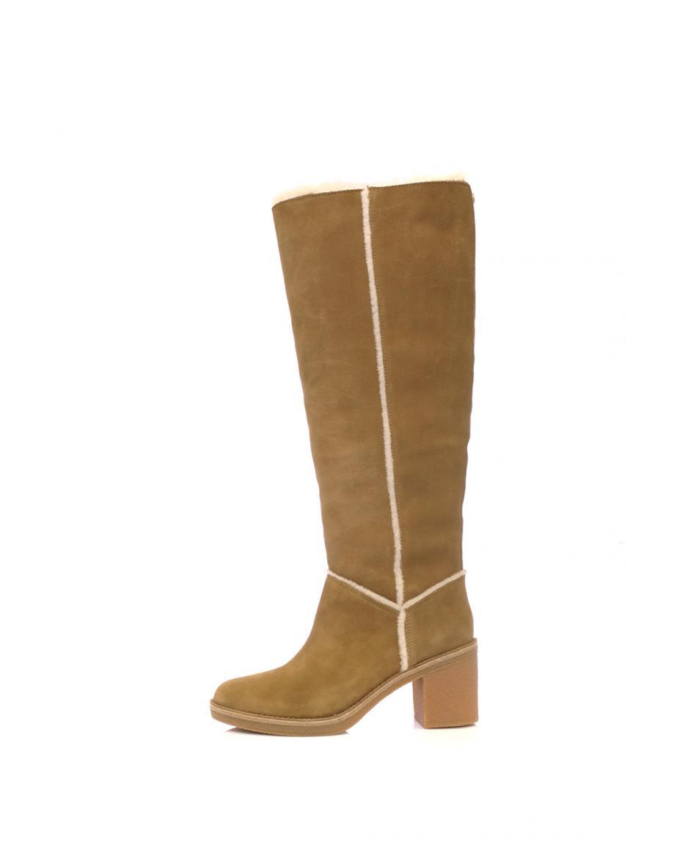 UGG - Γυναικείες μπότες KASEN TALL UGG καφέ ... 94eb4608d0e