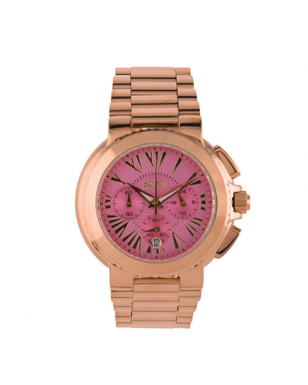 8109157832 FOLLI FOLLIE - Γυναικείο ρολόι FOLLI FOLLIE χρυσό ...