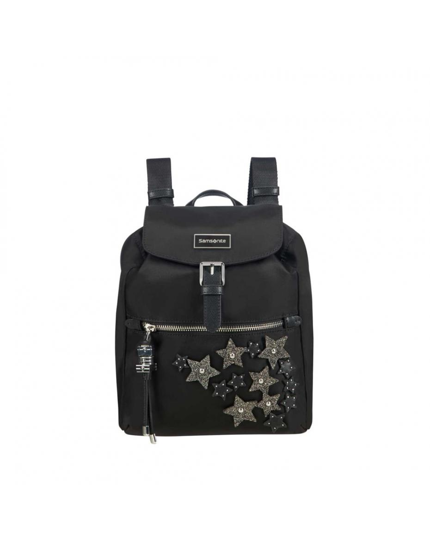 819e9ddf5a SAMSONITE - Γυναικεία τσάντα πλάτης SAMSONITE KARISSA μαύρο ...