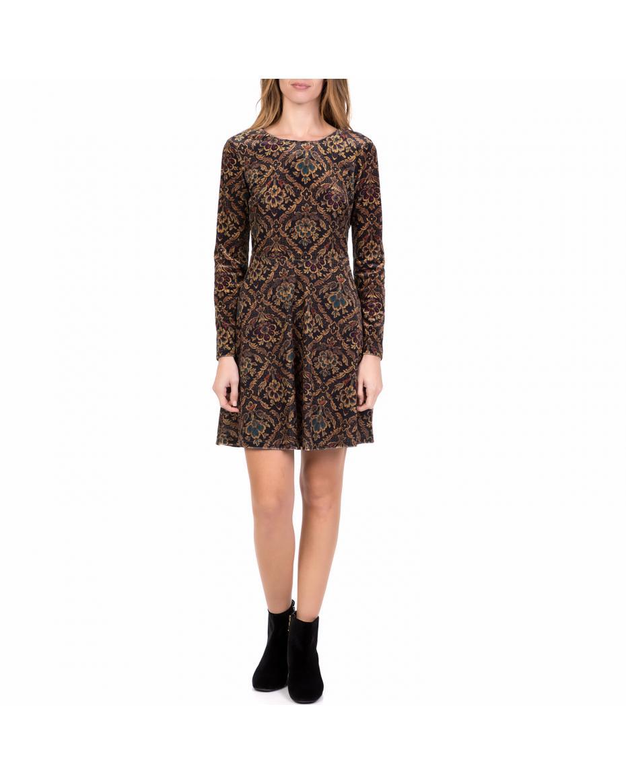 a565f1a2c279 SILVIAN HEACH - Γυναικείο μίνι φόρεμα BENIGANIM SILVIAN HEACH εμπριμέ ...