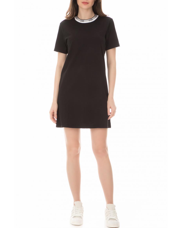 VANS - Γυναικείο μίνι φόρεμα VANS μαύρο