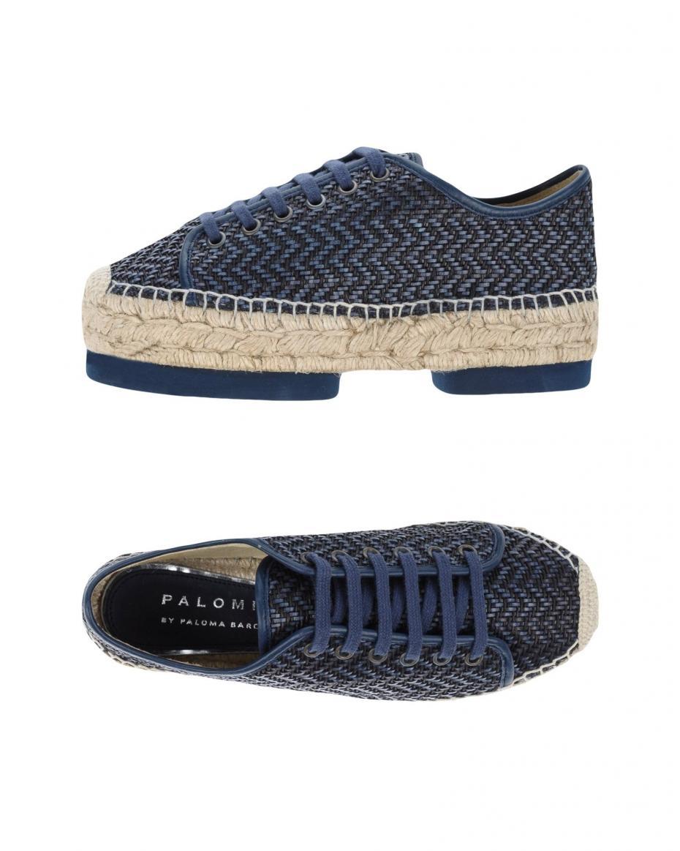 72dd93a76a64 PALOMITAS by PALOMA BARCELÓ ΠΑΠΟΥΤΣΙΑ Παπούτσια με κορδόνια ...