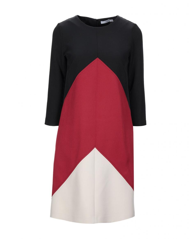 LANACAPRINA ΦΟΡΕΜΑΤΑ Κοντό φόρεμα