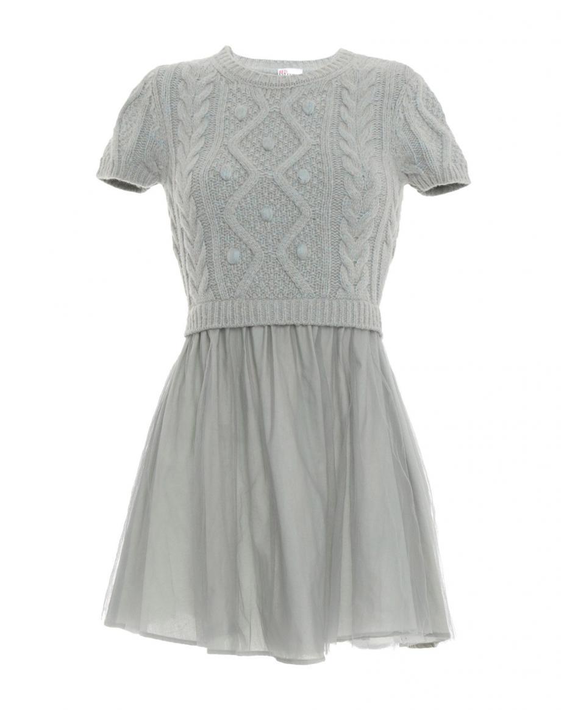 432c5316e8a7 REDValentino ΦΟΡΕΜΑΤΑ Κοντό φόρεμα ...