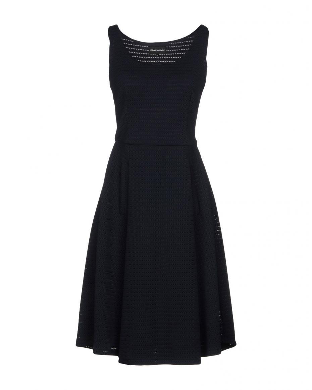 0405b1b0c880 EMPORIO ARMANI ΦΟΡΕΜΑΤΑ Φόρεμα μέχρι το γόνατο ...