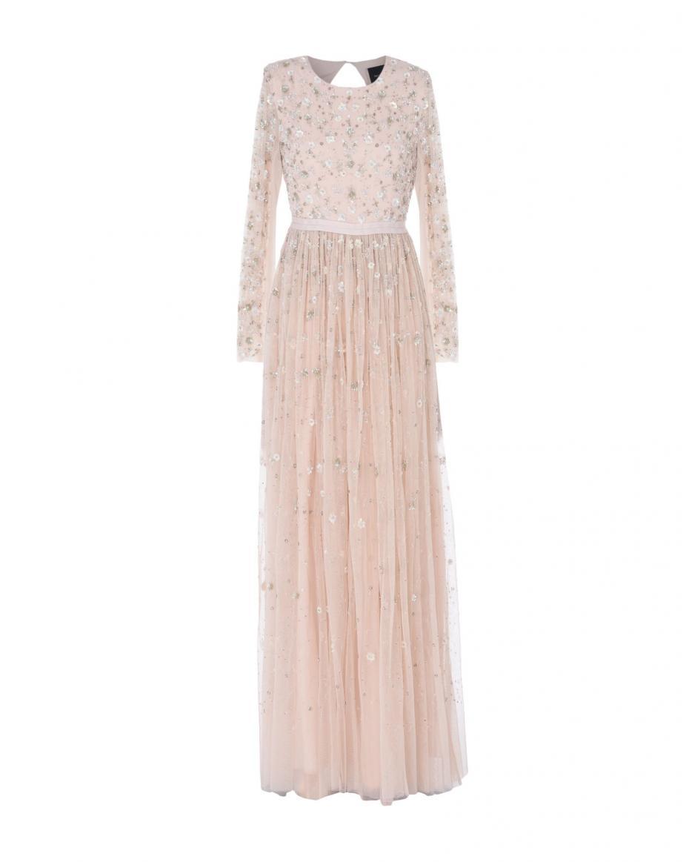 NEEDLE & THREAD ΦΟΡΕΜΑΤΑ Μακρύ φόρεμα
