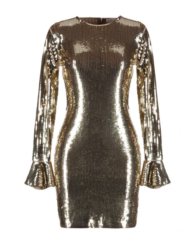 eaf6f802096 βραδυνα φορεματα με παγιετες | Outfit.gr