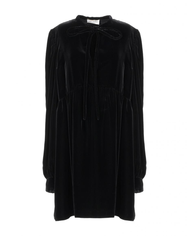 31559416d040 SAINT LAURENT ΦΟΡΕΜΑΤΑ Κοντό φόρεμα ...