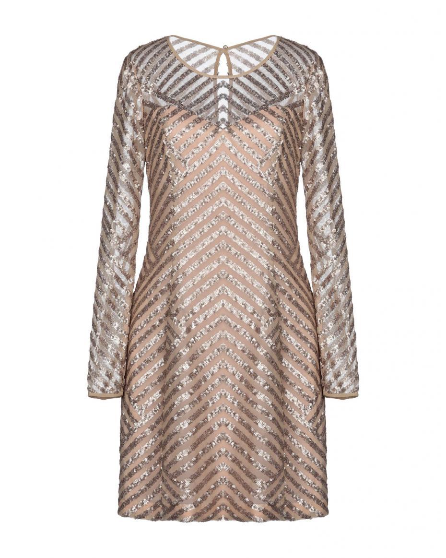 GUESS - Γυναικεία Κοντά Φορέματα - Yoox  dd95be2906f