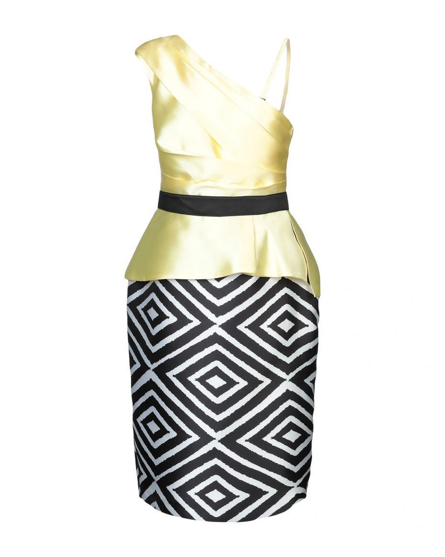 2e21438b1b73 ALLURE ΦΟΡΕΜΑΤΑ Κοντό φόρεμα