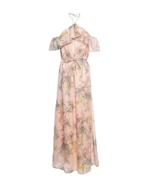 d32ae3e22850 MORGAN DE TOI ΦΟΡΕΜΑΤΑ Μακρύ φόρεμα ...