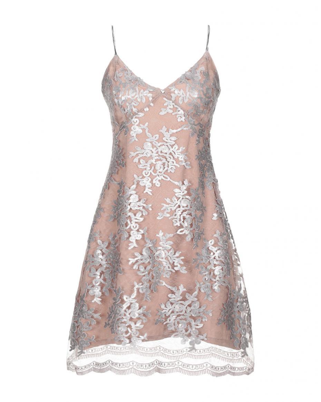 ff8ca19837d3 GUESS ΦΟΡΕΜΑΤΑ Κοντό φόρεμα