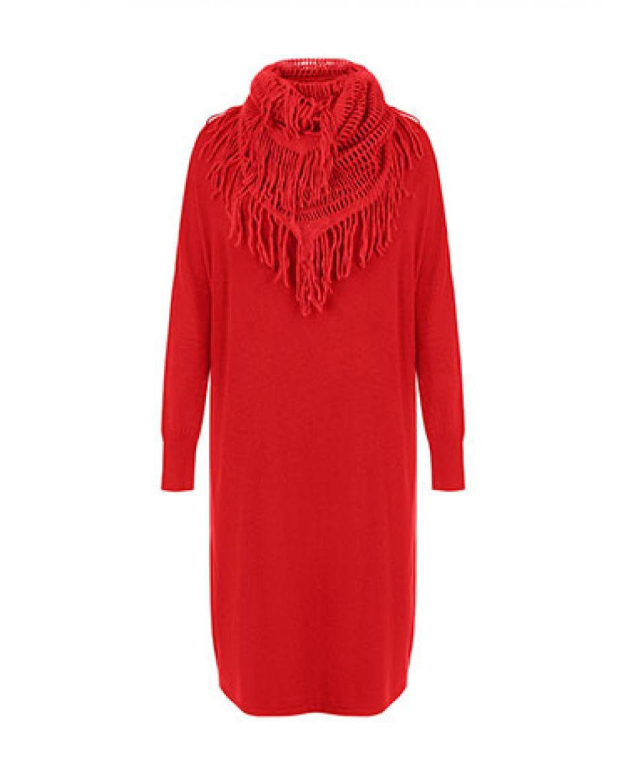 Φόρεμα με αποσπώμενο λαιμό WE7910.8127 2