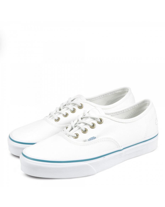 a095b0d2816 VANS - Γυναικεία Sneakers Παπούτσια χρώματος ΑΣΠΡΟ | Outfit.gr