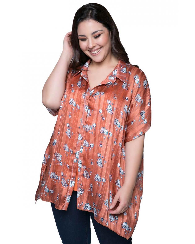 cca24fab8dc Γυναικείες Μπλούζες σε Μεγάλα μεγέθη - Plus size - Happy Sizes ...