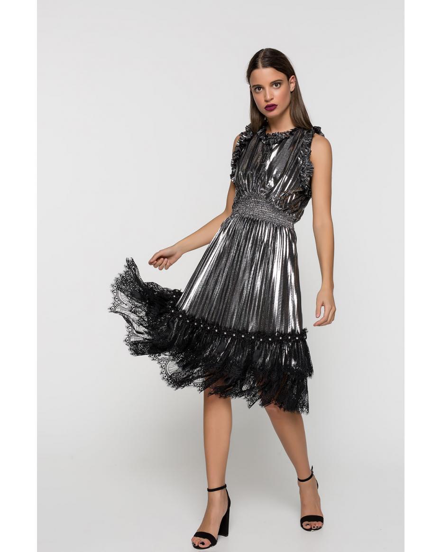 8b38d58f4232 Μεταλλιζέ Γυναικεία Φορέματα Online - Κορυφαία προϊόντα