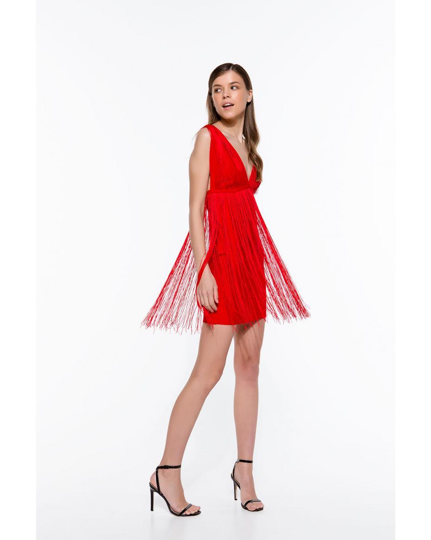 Γυναικεία Φορέματα με Κρόσια Online - Ταξινομημένα Προϊόντα  8c4a3317bab