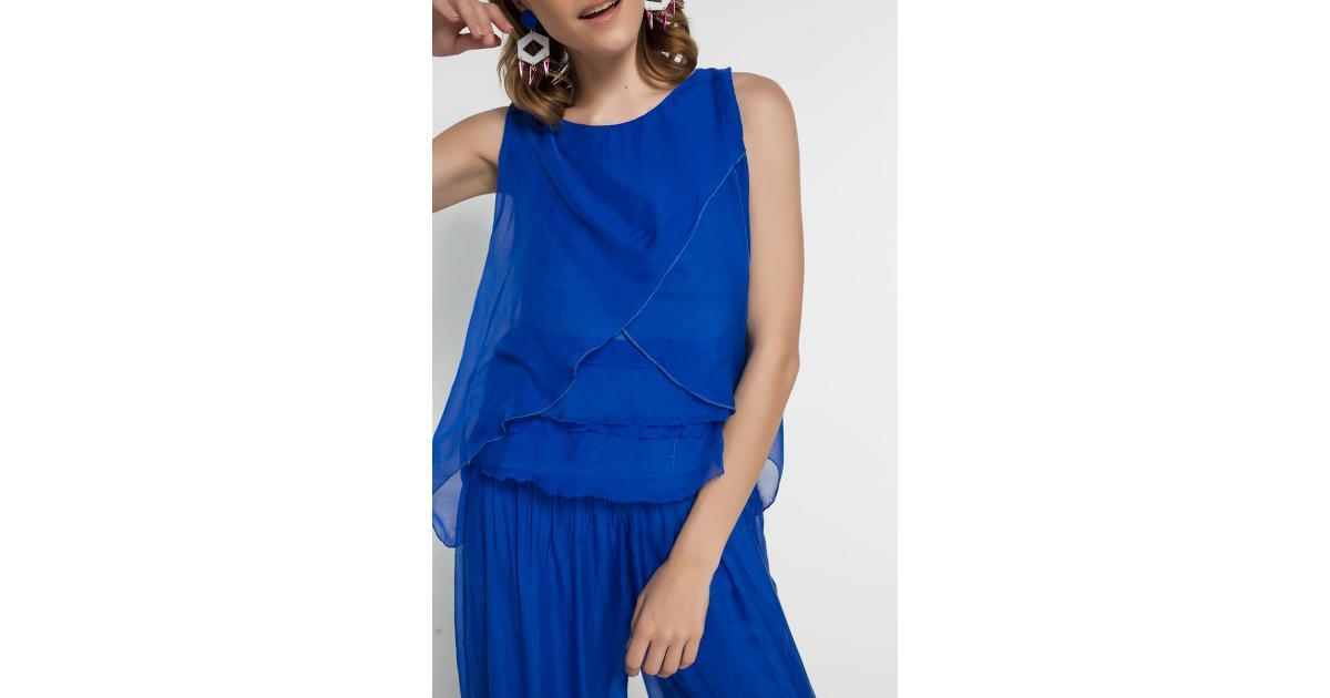 08e04e6a6e4f Γυναικεία Μεταξωτά Φορέματα χρώματος ΜΠΛΕ | Outfit.gr