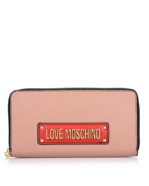 4c28c91b94 Δερμάτινο Πορτοφόλι Κασετίνα Love Moschino Porta Vit JC5629PP17L6 ...