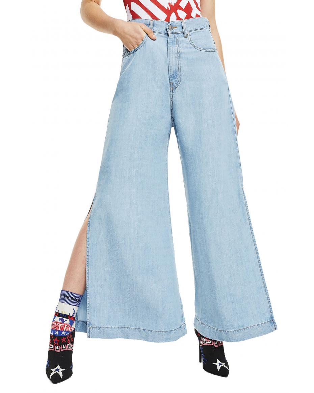 527b031eccc Γυναικεία Παντελόνια Καμπάνα Online - Κορυφαία προϊόντα με εύρος ...
