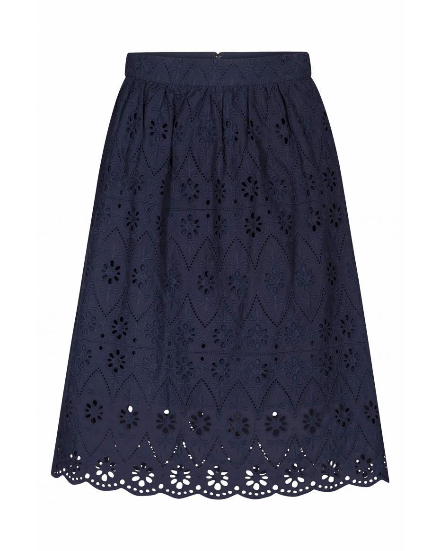 Orsay γυναικεία κιπούρ φόυστα κλος - 722210-519000 - Μπλε Σκούρο