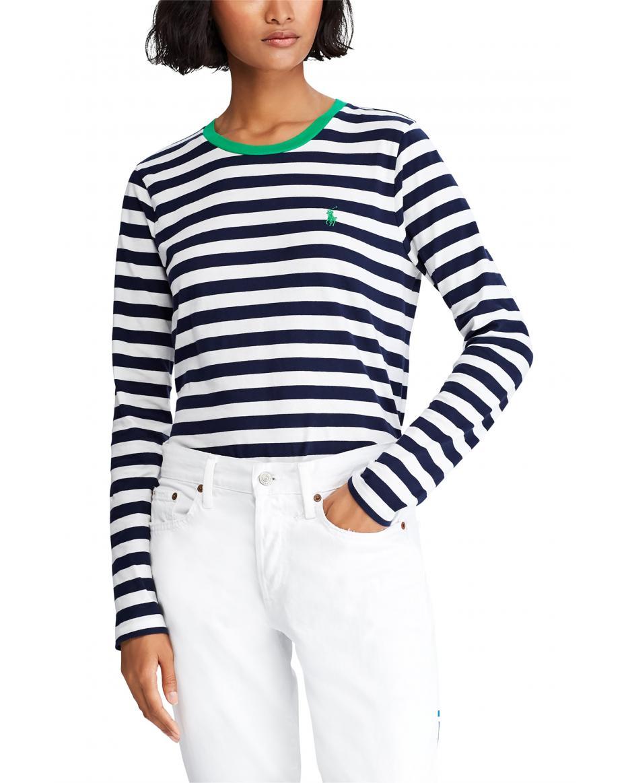 0c5d089c1311 Polo Ralph Lauren γυναικεία. 55.30 € 79.00 €. ΑΓΟΡΑΣΕ ΤΟ · Polo Ralph  Lauren γυναικεία μπλούζα Polo με χρωματιστό λογότυπο Slim Fit -  211505654015 - Πράσινο ...