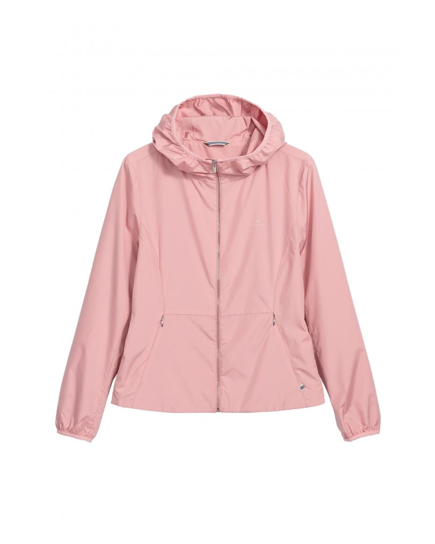 fa2c29f6cfd3 Gant γυναικείο μπουφάν Windbreaker - 4700071 - Ροζ ...
