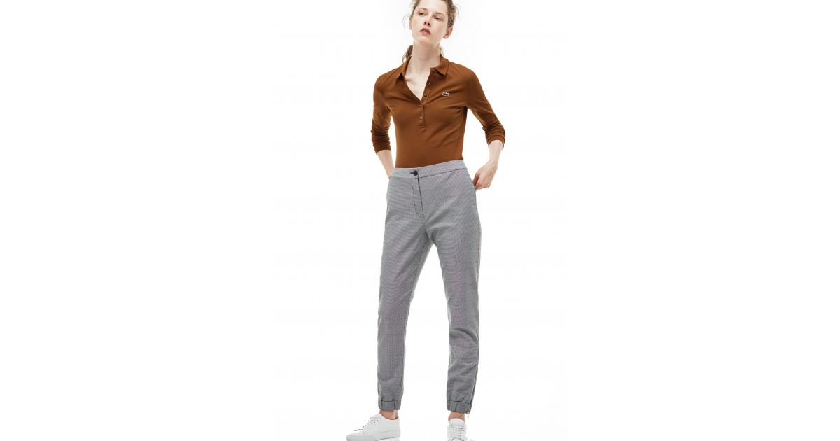 LACOSTE - Γυναικεία Polo Μπλούζες  de97f4552a7