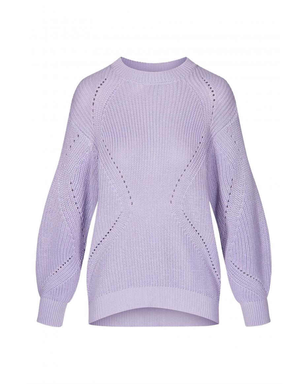 b9ef658eea Orsay γυναικεία πλεκτή μπλούζα σχέδια στην πλέξη - 501939-447000 - Γαλάζιο  ...