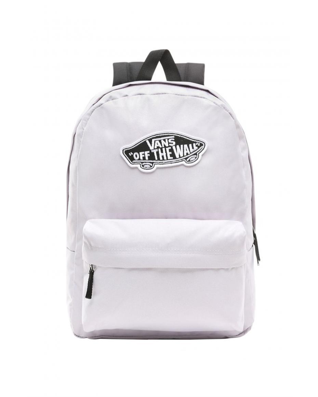 f5f82767ff Vans γυναικείο backpack Realm - VN0A3UI6UUI1 - Λιλά ...