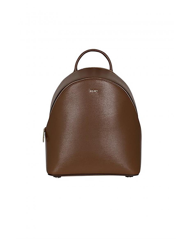3a9fc6d4ea2b DKNY γυναικείο backpack Bryant - R74K3010 - Καφέ ...