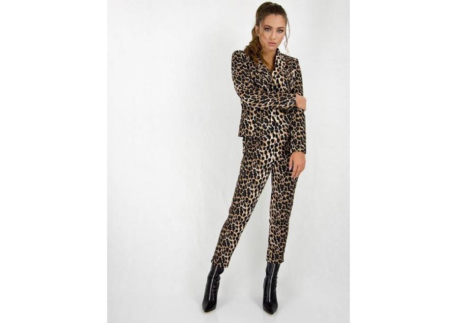 Leopard κοστούμι!