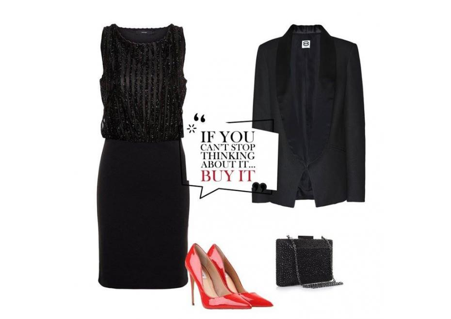 outfit.gr Published by Christina Gerasimidou · 16 hrs ·  Last Minute Outfit!