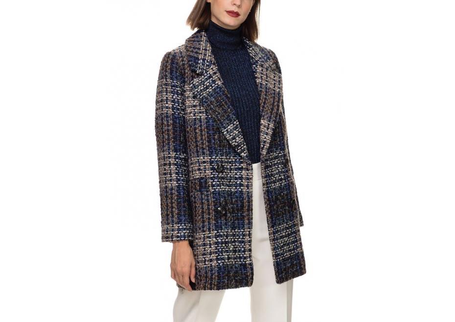 Καρό παλτό!