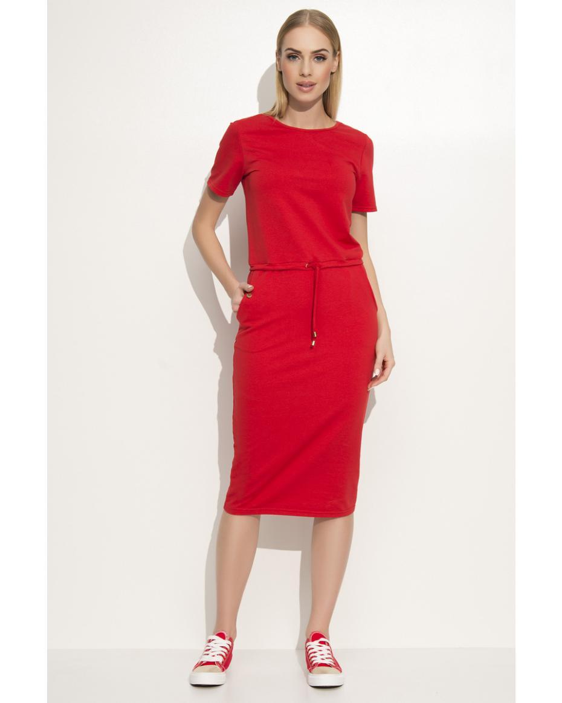 f9c5747ac31e Κόκκινα Γυναικεία Φορέματα Online - Ταξινομημένα Προϊόντα - Σελίδα ...