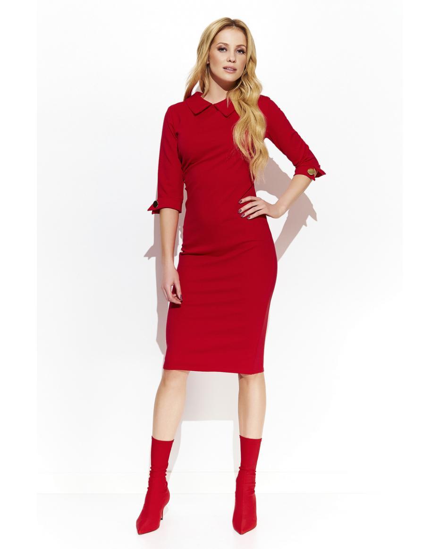 df143460bc63 Κόκκινα Γυναικεία Φορέματα Online - Ταξινομημένα Προϊόντα - Σελίδα 6 ...