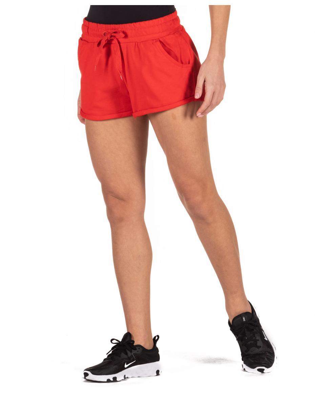 BODYTALK WOMEN'S SHORT PANTS 1191-902105-00367 Κόκκινο